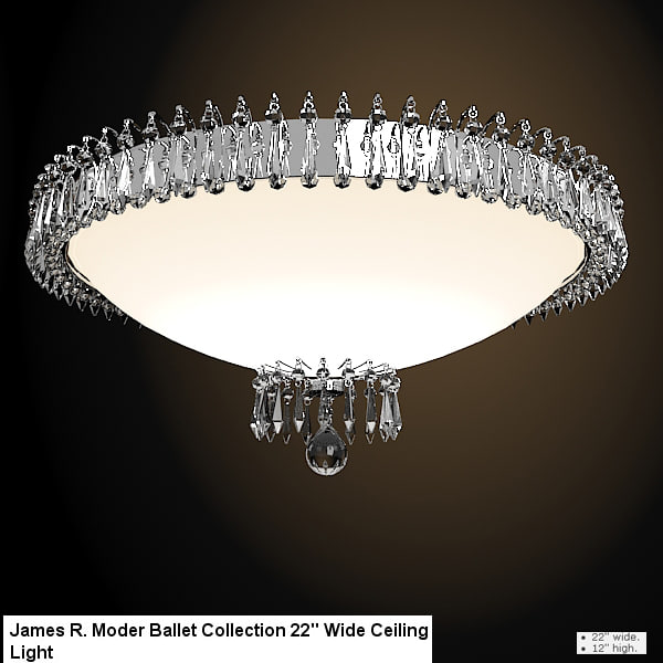 james r moder ballet classic crystal wide ceiling lamp chandelier swarowski spectra glass modern contemporary.jpg