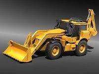 excavator extractor j c x