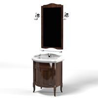 3d kerasan retro bathroom