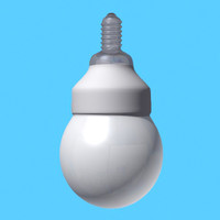 lightbulb light bulb 3d model