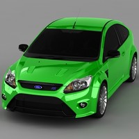 3d model of focus rs