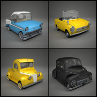 Toon Car Collection 1