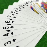 3d 52 playing cards model