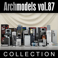 3d archmodels vol 87 model