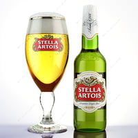 Beer Stella Artois