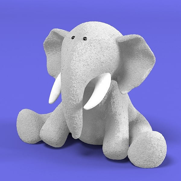 elephant plush toy kid playroom children game teddy.jpg