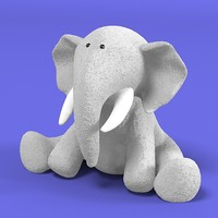 elephant plush toy