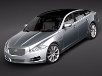 3ds xj 2011 sedan luxury