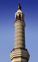 minaret mosquee 3d model