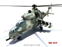 max mi-24 hind copter military helicopter