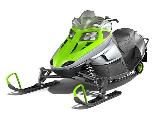 Snowmobile Arctic Cat F570