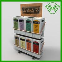 tea merchandiser