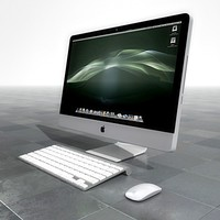 3d new apple imac