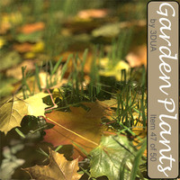 fields autumn grass plant 3ds