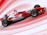 f1 toyota simple 2005