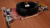 Graphics Card (HD 4850)