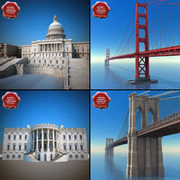 Landmarks Collection V6