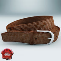 Leather Belt V1
