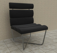caleb chair 3ds