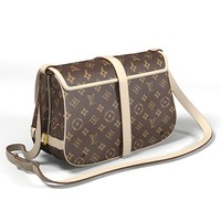 louis vuitton women bag luxury handbag hand accessory  brown realistic
