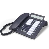 3dsmax siemens optipoint phone