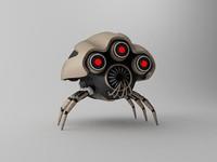 3d robot klj120