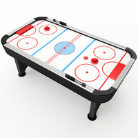 air hockey table max