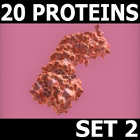 max set 20 proteins