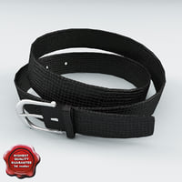 Leather Belt V5