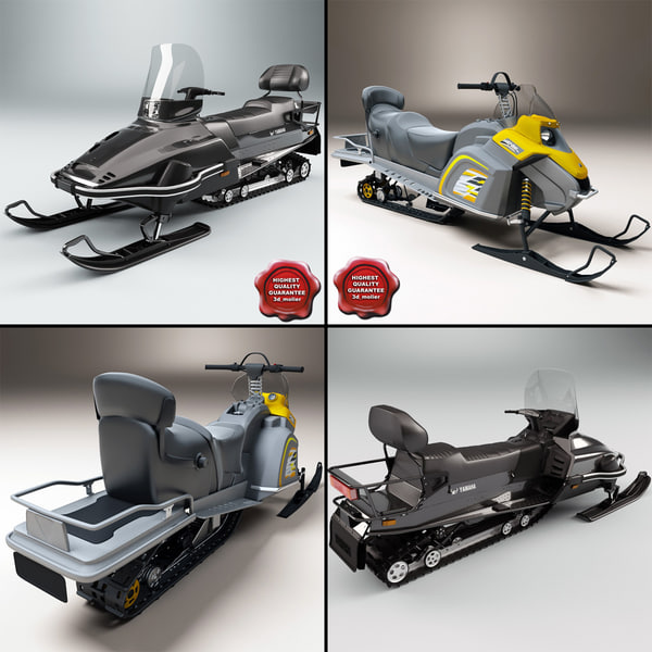 Snowmobiles Collection