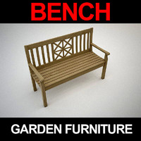 garden furniture bench max