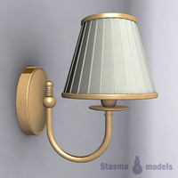 wall lamp lights 3d model