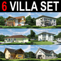6 Villa Bundle