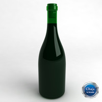 Wine Bottle_01