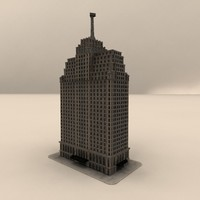skyscraper new york 3d 3ds