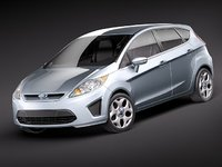ford fiesta 5door 2011