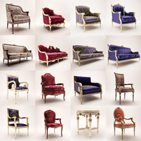 Angelo Cappellini Furniture collection