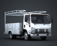 gmc isuzu n-series 3ds