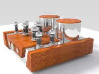 Vacuum tube amplifier 01