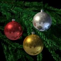 max christmas tree balls