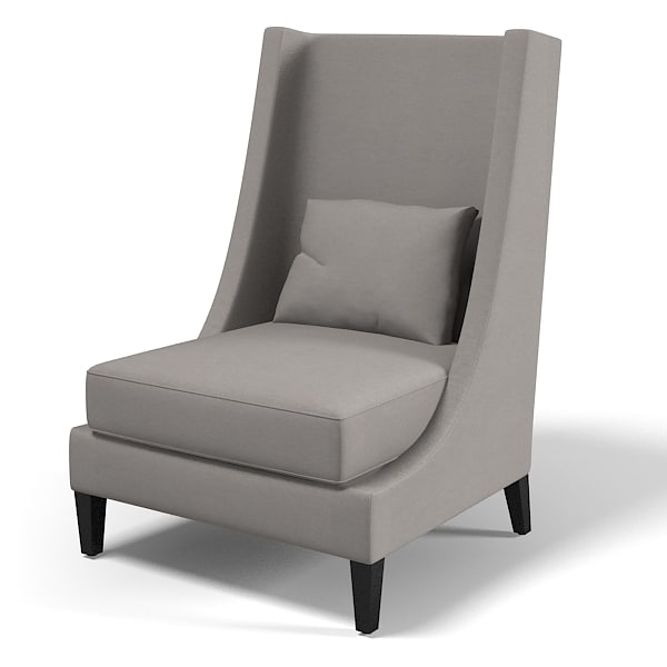 contemporary lounge chair armchair comfort modern high wing club.jpg