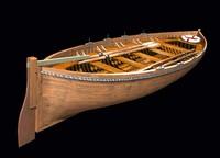 maya xix century life boat