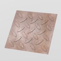 sheet metal 3d model