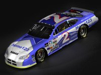3ds nascar dodge charger 2007