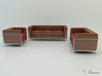 Sofa Bauhaus set