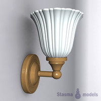 3ds max wall lamp lights