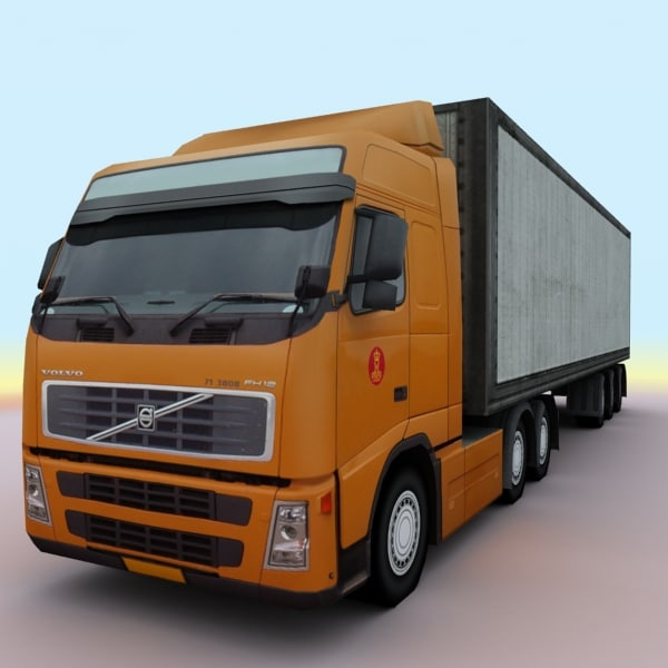 3d 2007 fh12 - 2007 Volvo FH12... by be fast