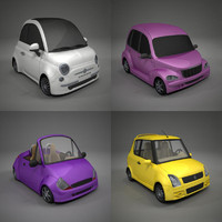 Toon Car Collection 3