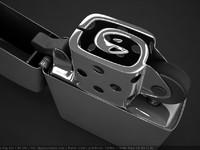 3d zippo autodesk model