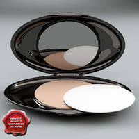 3ds face powder lacura